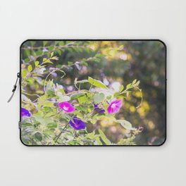 Morning Glory Laptop Sleeve