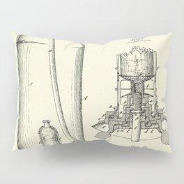 Bottle Breaking Fire Extinguisher-1881 Pillow Sham