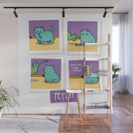 Play & Paws - Fetch Wall Mural