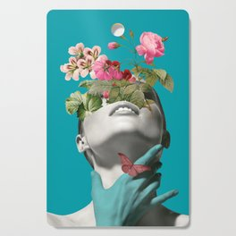 Inner beauty 3 Cutting Board