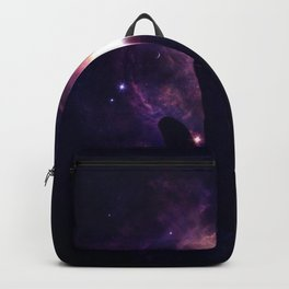 space star hand unreality Backpack