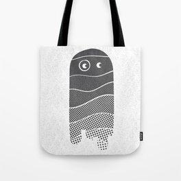 Shades of Boo... -black- Tote Bag