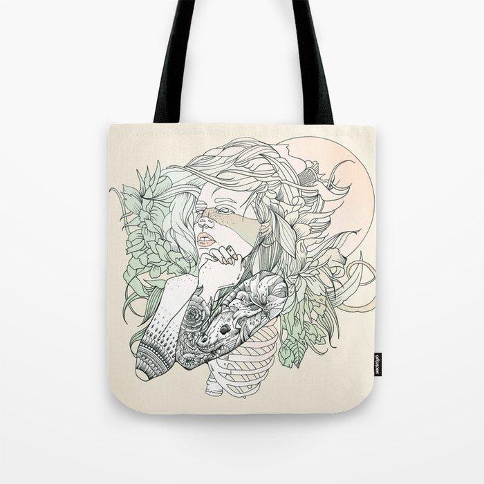 I N K : III Tote Bag