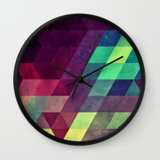 Vynnyyrx Wall Clock