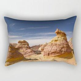The Beehive Rocks Rectangular Pillow