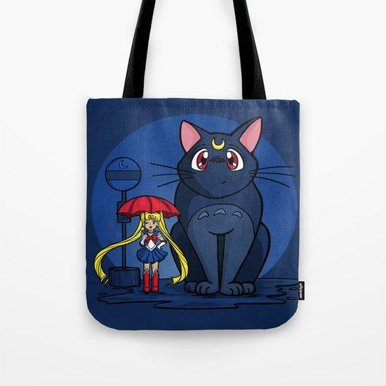 My Neighbor Luna Tote Bag