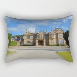 Muckross House, Killarney, County Kerry, Ireland Rectangular Pillow