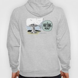 Is ANYTHING real? Hoody