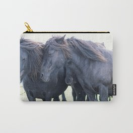 DARTMOOR PONIES Carry-All Pouch