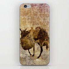 island tapestry iPhone & iPod Skin