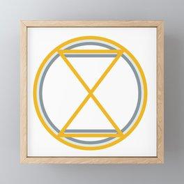 Extinction Framed Mini Art Print
