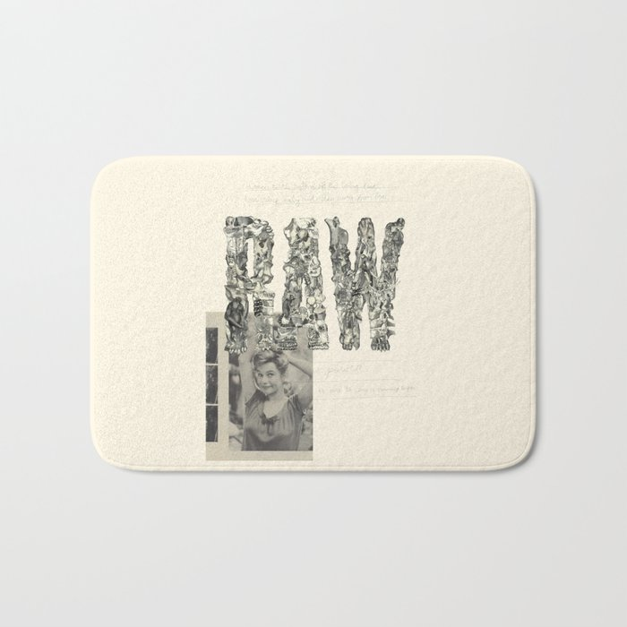 RAW Bath Mat