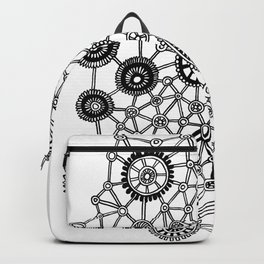 Gears n Wheels Backpack