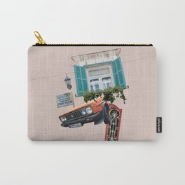 Psychedelic Gemmayzeh - Beirut  Carry-All Pouch