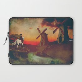 Don Quijote Laptop Sleeve