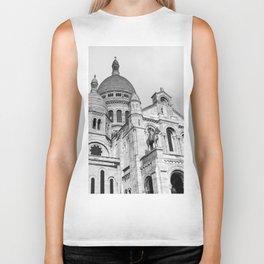 Sacre Coeur Montmartre Paris Biker Tank