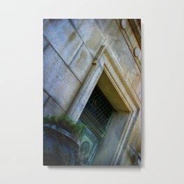 The Last Door Metal Print