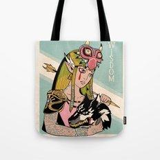 WISDOM Tote Bag