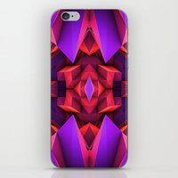 rave iPhone & iPod Skins featuring Rave by Billy Harris