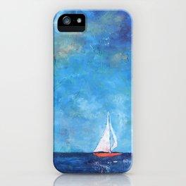 Nainy's Boat iPhone Case