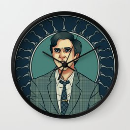 Dr Frederick Chilton Wall Clock