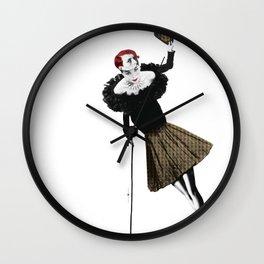 Miami Fashion Film Festival Wall Clock