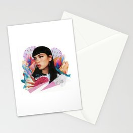 Bloom 2 Stationery Cards