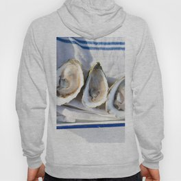Oysters on Duxbury Bay Hoody
