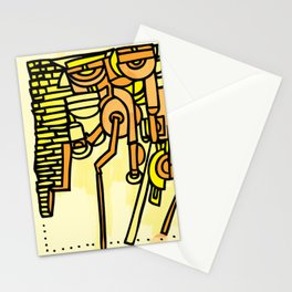 DEAD MONEY Stationery Cards