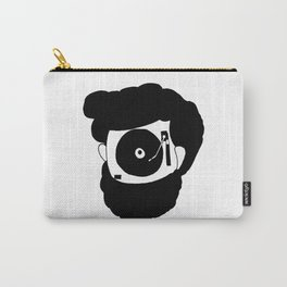 Vinyl addict Carry-All Pouch