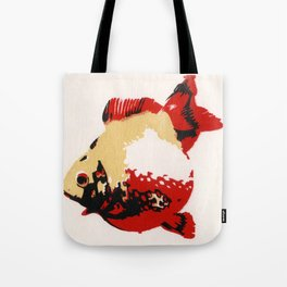 Gold Fish 1 Tote Bag