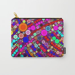 Very Colorful Carry-All Pouch