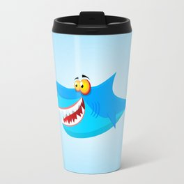 Great White(ish) Travel Mug