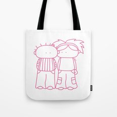 Rosy Love Tote Bag