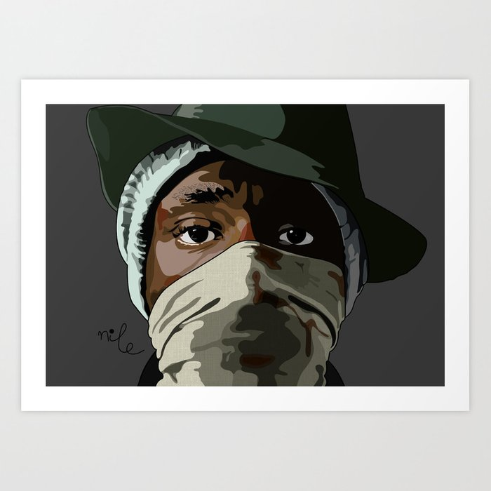 Hip Hop Mos Kunstdrucke