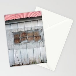Red Tin Roof Stationery Cards