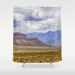 Tularosa  Shower Curtain