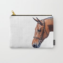 Horse show ready Carry-All Pouch