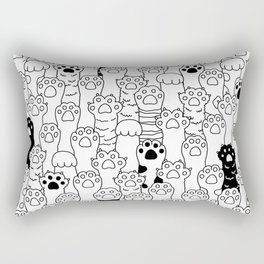 Paw Paw Rectangular Pillow