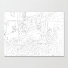 Eskisehir Canvas Print