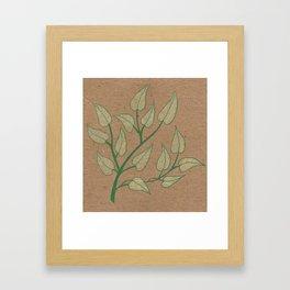 Spring into it Framed Art Print