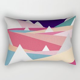 Landscape! Rectangular Pillow