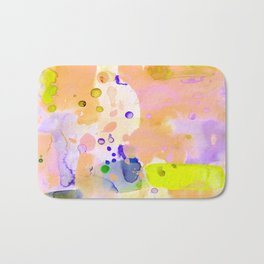 Flamingo Neon Bath Mat