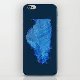 Illinois iPhone Skin