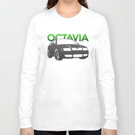Skoda Octavia Long Sleeve T-shirt