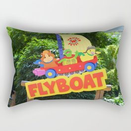 Wonderpets Flyboat Rectangular Pillow