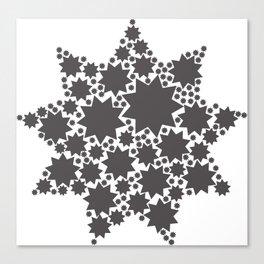 Star of Stars Canvas Print