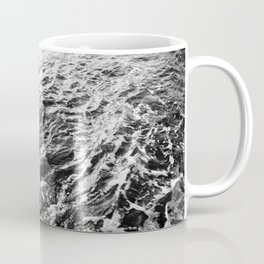 Wave and sand Coffee Mug