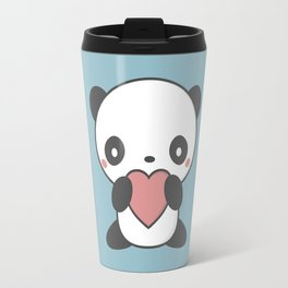 Kawaii Cute Panda Bear Travel Mug
