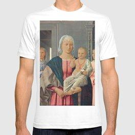 Piero della Francesca - Madonna di Senigallia T-shirt